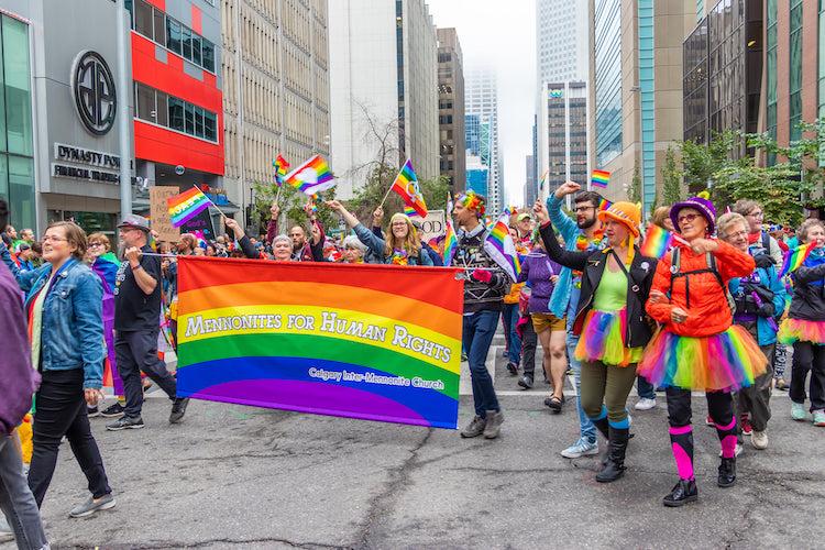 Calgary Pride Affirming Network