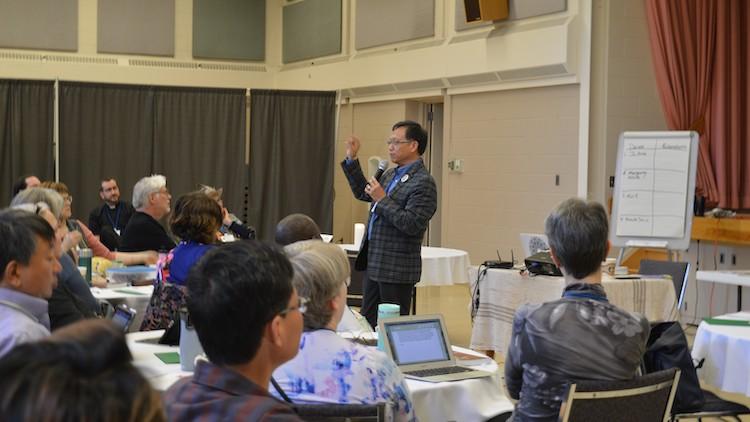 An Awkward Conversation: Presenter Rev. Dr. Eric Law