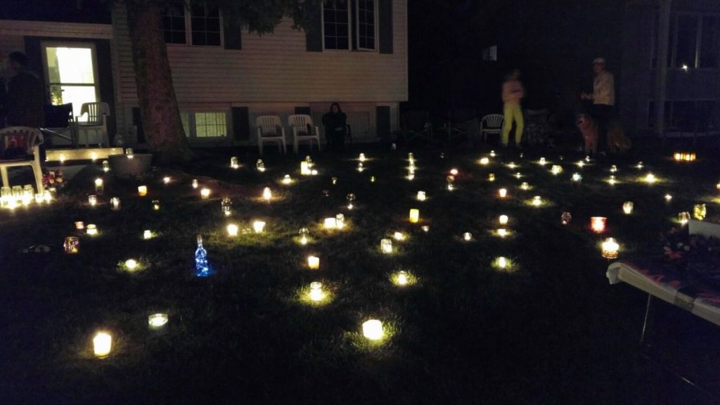 Living Spirit United Church Candlelight Vigil
