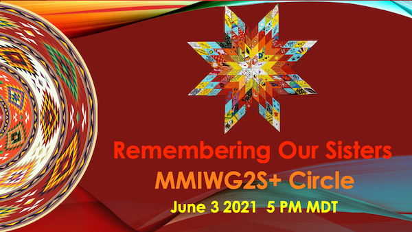 Remembering our Sisters National Indigenous History Month