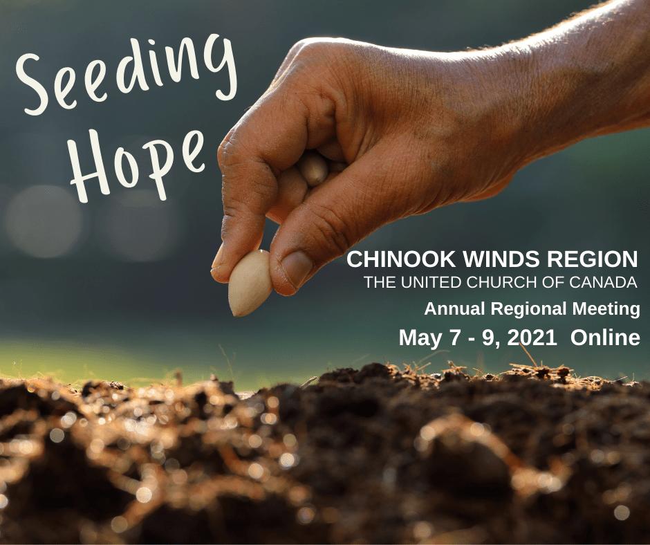 Seeding Hope - Chinook Winds Region