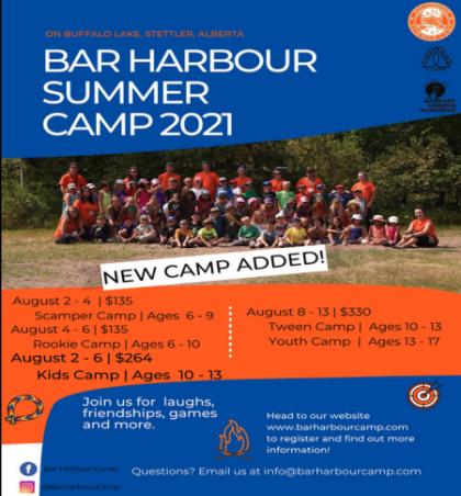 Bar Harbour Camp